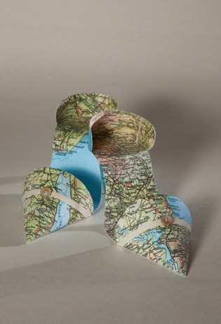 Art объекты из бумаги от Jennifer Collier, Art, бумага, поделки